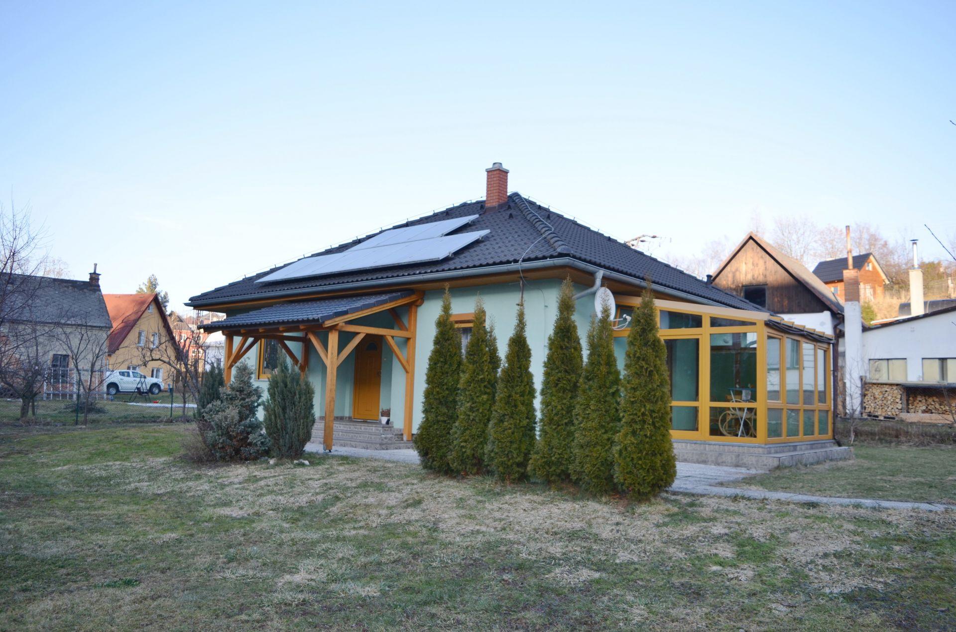 Rodinný dům Bruntál